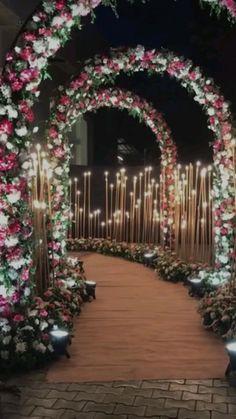 Wedding Hall Decorations, Desi Wedding Decor, Marriage Decoration, Wedding Entrance, Entrance Decor, Backdrop Decorations, Backdrop Wedding, Wall Backdrops, Diy Backdrop