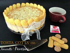 torta cotta pavesini La CUCINA DI asi 2015 annalisa altini O