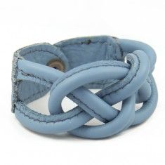 Naval Knot Small blue