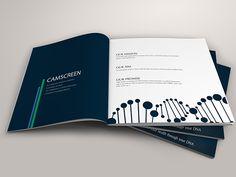 Medical Brochure on Behance