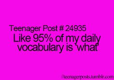 @Charity Rudlong we can relate ;)