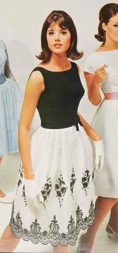 vintage fashion 1965 Coleen Corby - she looks sooo much like the Poppy Parker doll to me!