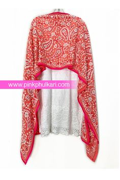PinkPhulkari California Phulkari Stole. To shop Visit our website www.pinkphulkari.com Images copyrights@PinkPhulkari California All rights reserved. Phulkari Embroidery, Punjabi Suits, Scarfs, Shawl, California, Website, Sweaters, Shopping, Fashion