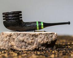 Morta Doodler style Billiard Tobacco Smoking Pipe