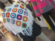 crochet shawl et item 1030 http://ift.tt/1UCqIcw mooncakeshop January 09 2016 at 12:23AM crochet Crochet jacket crochet dress crochet shawl Bridal Shawl wedding shawl boho chic shawl wrap crochet afghan shawl