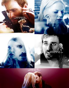 Captain Hook & Emma Swan