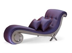 WOODEN LOUNGE CHAIR LE MEURICE GALLERIA COLLECTION BY CHRISTOPHER GUY