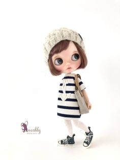 ** Blythe outfit ** Lucalily 593**_画像4