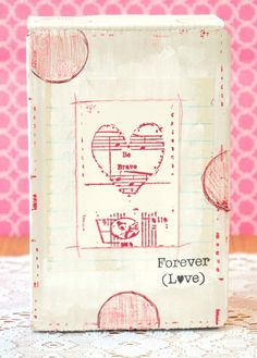 Somerset Place: The Official Blog of Stampington & Company » Blog Archive 3 Valentine's Day DIYS You'll Love