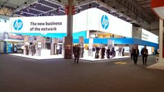 HP Stand MWC 2014
