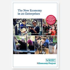 [raw] New ways to make a living and meet Transition's aims [/raw] A recent REconomy report highlighted the enormous potential of the enterprises emerging from Transition, or similar places. You can...