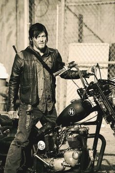 Norman Reedus as Daryl Dixon. The Walking Dead ❤️❤️