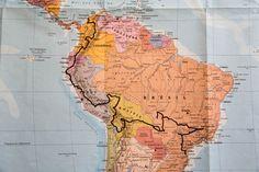 Resumo América do Sul