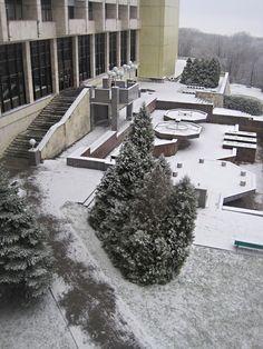 "Caucasian Mineral Waters. Zheleznovodsk. Health resort/sanatorium ""mountain air""."