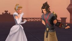 Terra - Kingdom Hearts Birth by Sleep
