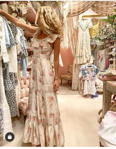 Love shack fancy Online Fashion Boutique, A Boutique, Boho Fashion, Vintage Fashion, Fashion Design, Chic Outfits, Fashion Outfits, Chic Summer Style, Moda Boho