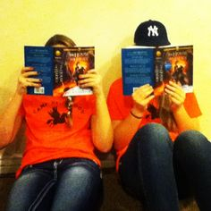 Annabeth Chase and Piper McClean Percy Jackson and the Heroes of Olympus series, House of Hades