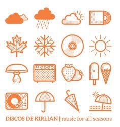 VV AA - Music for all seasons (@ https://discosdekirlian.bandcamp.com/album/music-for-all-seasons) - @DiscosdeKirlian 2015 #ahorasonando #nowplaying