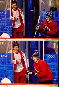 Sid & Geno Together no matter what.