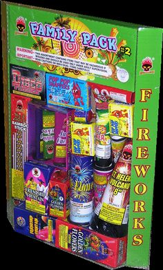 North Central Industries, produces Great Grizzly Fireworks, and carries a large variety of consumer fireworks An importer and wholesaler of Consumer Fireworks since Fireworks Box, Muncie Indiana, Novelty Items, Sparklers, Item Number, Contents, Brand Names, 4th Of July