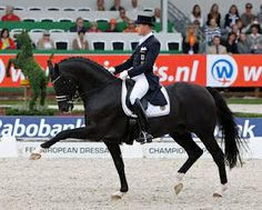Carl Hester and Utopia