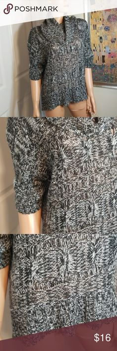 💋3/$24💋RUE 21 SS COWL NECK SWEATER Excellent condition.   💋3 for $24💋 BUNDLE any 3 items (listed 3 for $24), IGNORE the bundle price & OFFER $24  Also CHECK OUT my 🦄3 for $15🦄, ⚘3 for $50⚘ & ♥️10 for $10♥️ sale!  Why SHOP MY Closet? 💋Smoke/ Pet Free 💋OVER 1000 🌟🌟🌟🌟🌟RATINGS 💋POSH AMBASSADOR &TOP 10% Seller  💋TOP RATED 💋 FAST SHIPPER  💋BUNDLES DISCOUNT 💋EARN VIP DOLLARS W/ EVERY PURCHASE ❤HAPPY POSHING!!! 💕 Rue 21 Sweaters Cowl & Turtlenecks