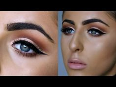 Everyday Glam | 350 Morphe Palette | SayehSharelo - YouTube
