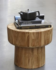 Belgian Design: Solid Wood by Ethnicraft