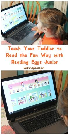 Teaching your toddle