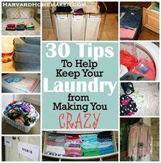 30 Tips to Help Keep