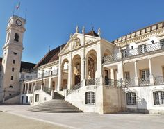 Universidade de Coimbra, Portugal