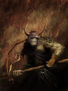 Troll Picture  (2d, illustration, fantasy, troll)