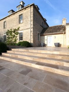 Purbeck Limestone Paving #purbeck