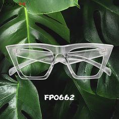 70947c407f3a Marissa Cat Eye Crystal Eyeglasses FP0662-02