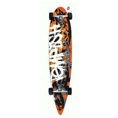 longboard Tempish LEGEND B Skateboard, Skateboarding, Skate Board, Skateboards