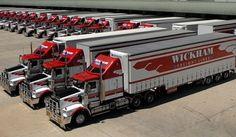 KENWORTH - Wickham Freight Lines, Queensland ★。☆。JpM ENTERTAINMENT ☆。★。