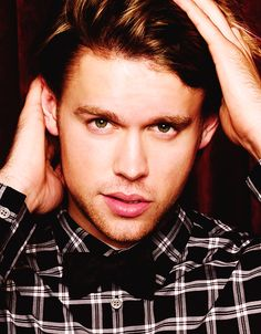 Just Jared photoshoot.  Chord Overstreet  #Glee