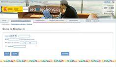 Acceda a su expediente en el INEM SEPE a través de Internet: datos personales…