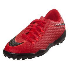 Nike Junior Hypervenom X Phelon III TF Artificial Turf Soccer Shoe