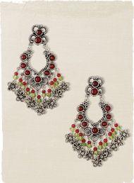 Margherita Earrings - Peruvian Connection