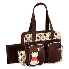 Winnie The Pooh Nursery, Disney Winnie The Pooh, Baby Disney, Baby Girl Pajamas, Baby Boy, Diaper Bag Essentials, Getting Ready For Baby, Toddler Dolls, Baby Diaper Bags