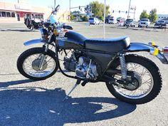 OldMotoDude: 1974 Harley-Davidson/Aermacchi SX350 Sprint -- Voted Best American Bike at the 2015 Retro Riders Vintage Motorcycle Show -- Pasco, Wa.