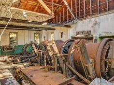 Hoist house machinery