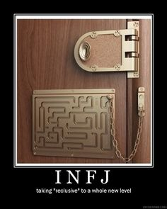 How an INFJ feels about trust...