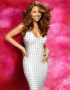 Who could possibly forget the beautiful Mariah Carey