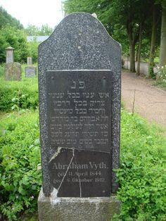 Joodse Kerkhof Kalkar Vyth