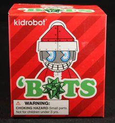 Kidrobot 'Bots KidHoHoHo Edition Blind Box,$13.99 WANT this SOOOOOOO bad