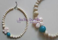 lucky beads by Güneş Kutlar - Kolye 250
