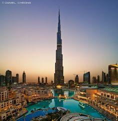 Burj Khalifa, Dubia best holiday I've been on!