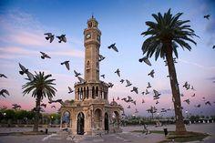 Konak Square, Izmir. #TURKEY
